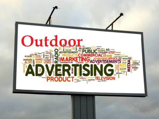 04 hình thức quảng cáo ngoài trời phổ biến nhất tại Hải Phòng
